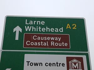 Noord Ierland Causeway Coastal Route