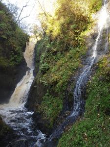 Noord Ierland watervallen