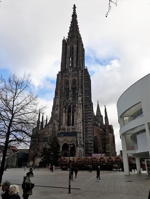 kerk ülm