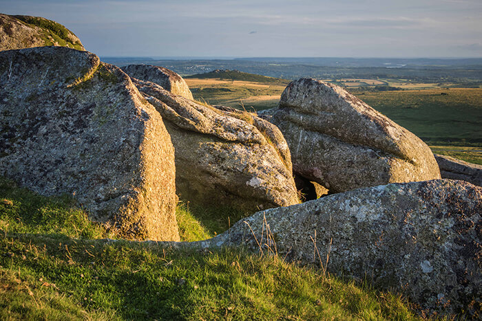 Engelse rust Dartmoor