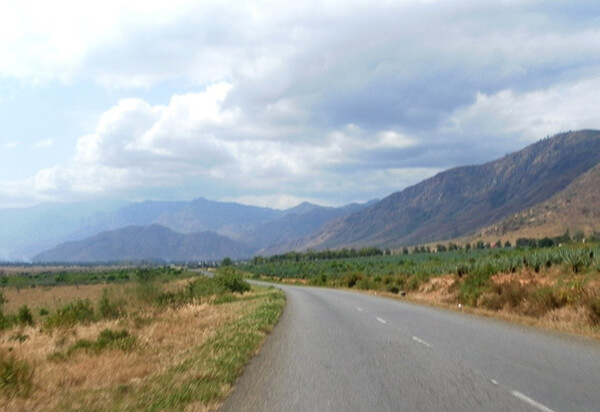 Usambara bergen Tanzania
