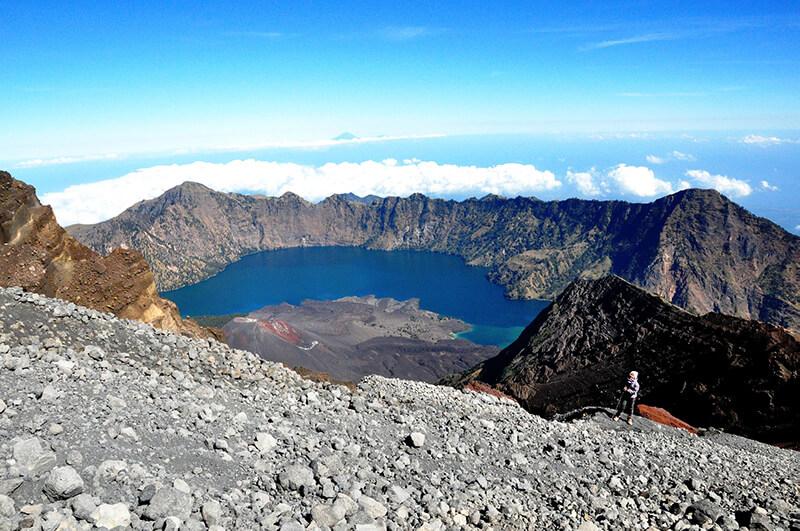 Indonesie Rinjani natuurreis
