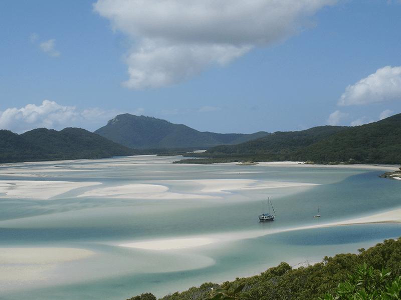 Whitsundays Australie 1
