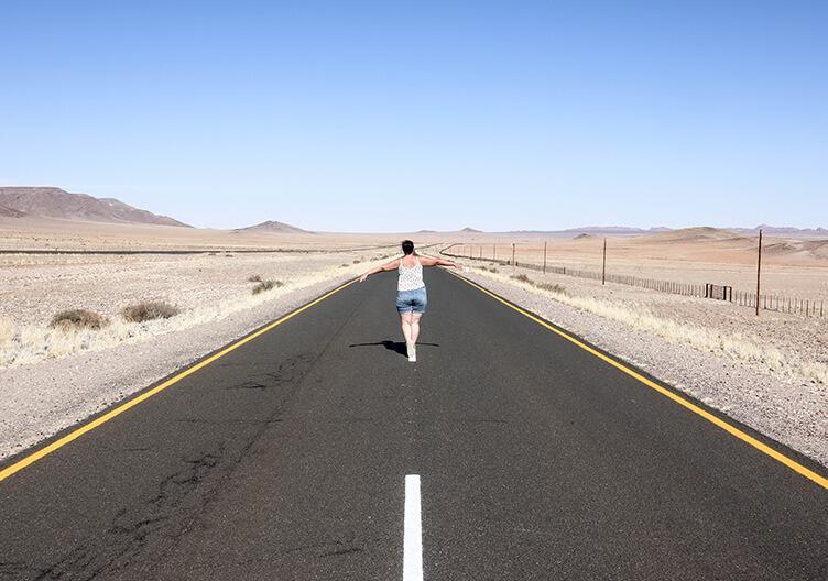 Namibië Roadtrip Afrika