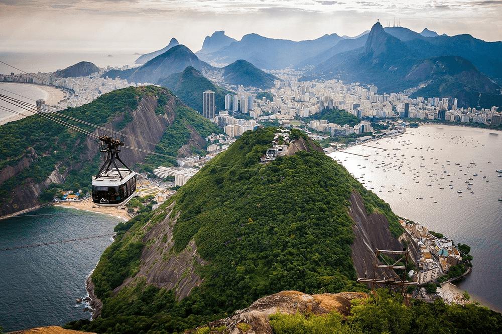 Zuid Amerika Rio de Janeiro