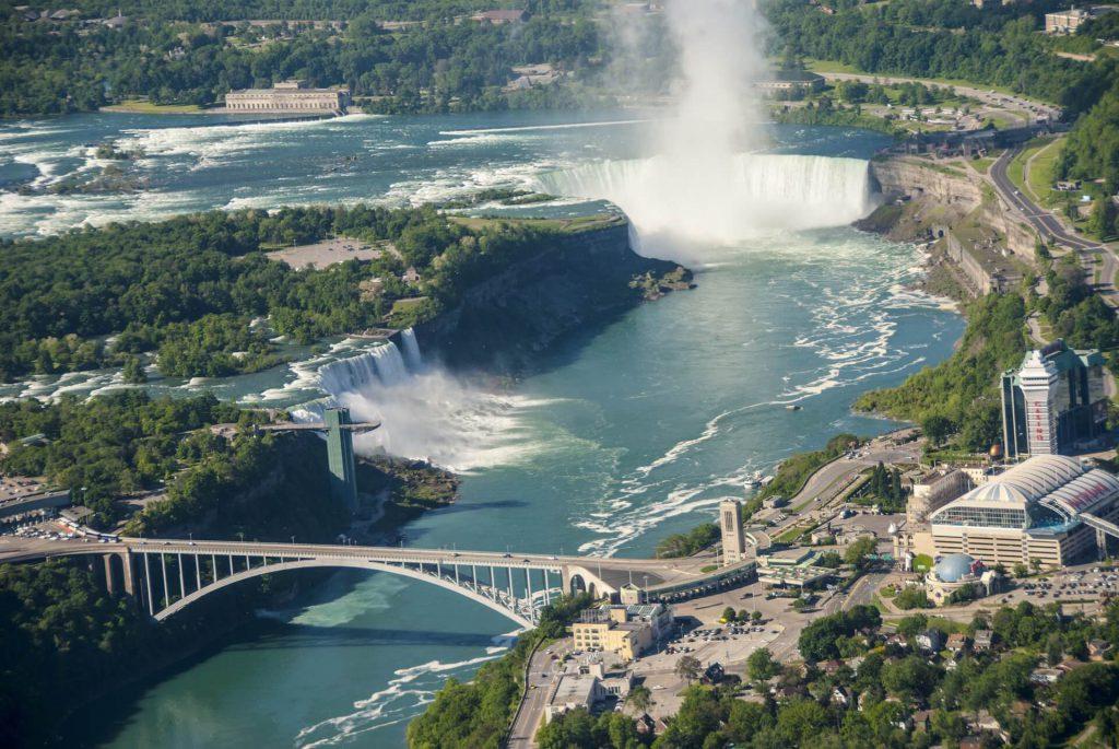 Au pair in New York Niagara Falls