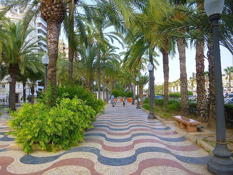 Alicante_Explanada_de_España_