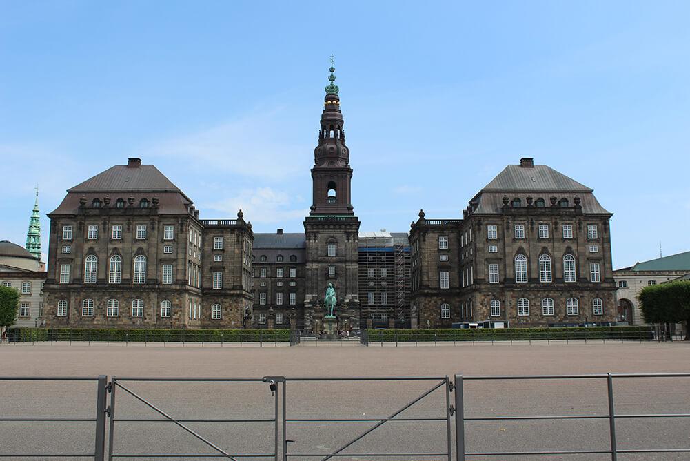 Kopenhagen Christiansborg Slot