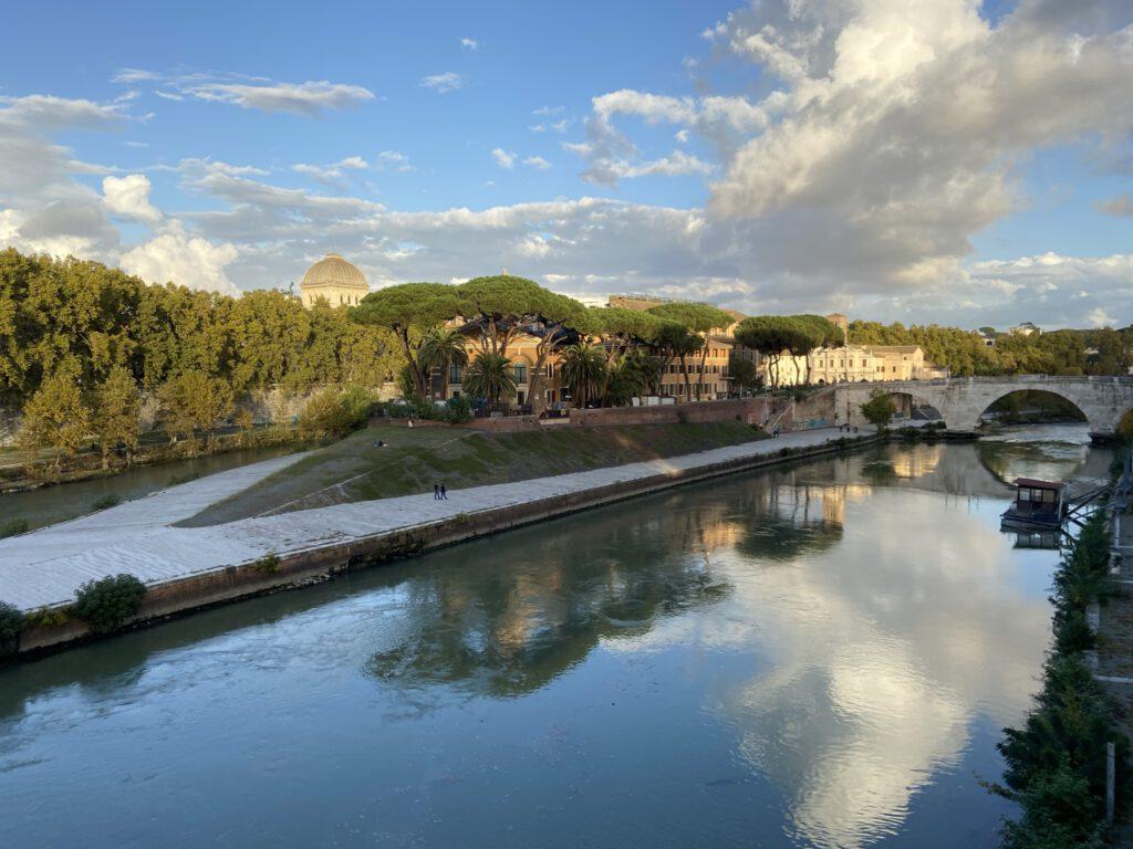 Tibereiland - Rome